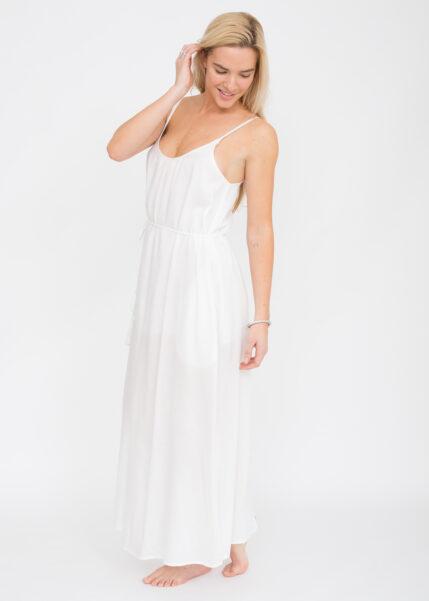 Bianca Strappy Maxi Dress