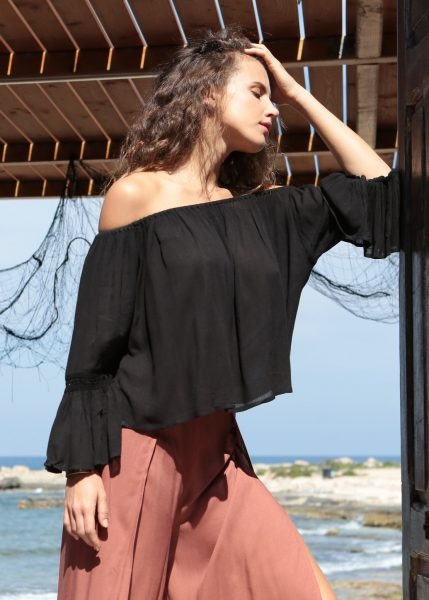 Dance all Day Bell Sleeve Top