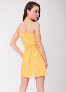 Disty Floral Summer Dress
