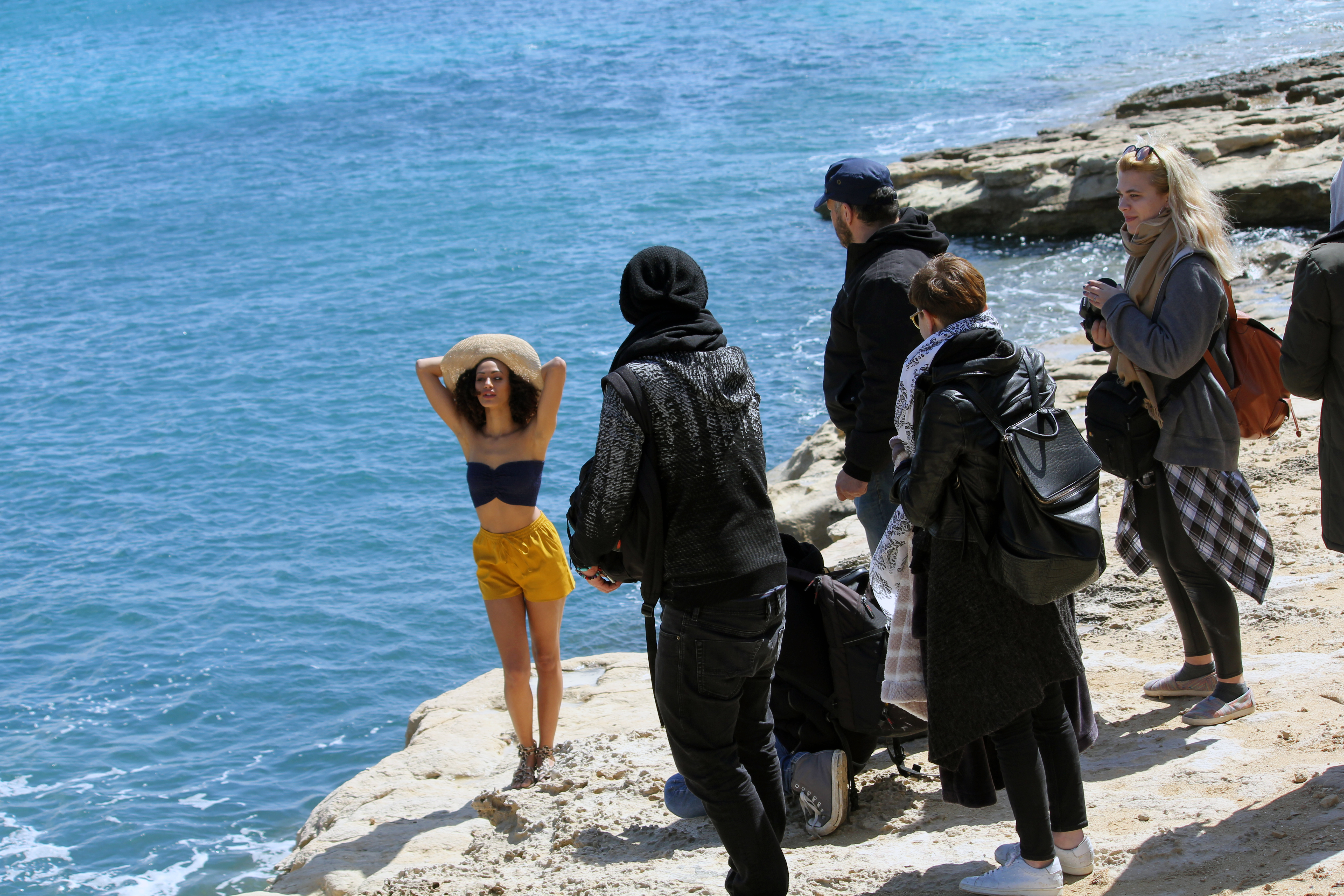 Likemary SS2018 Behind-the-scenes in Malta