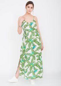 Tropicana Strappy Maxi Dress